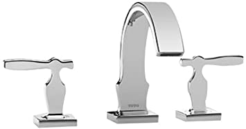 Toto TL626DD#CP Aimes Widespread Lavatory Faucet, Polished Chrome ...
