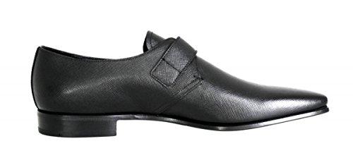 Prada Mannen 2eb117 053 F0002 Saffiano Lederen Business Schoenen