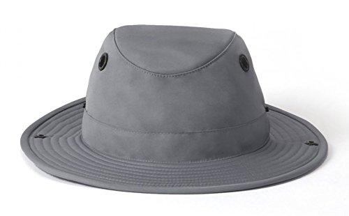 (Tilley TWS1 Paddlers Hat Grey 7)