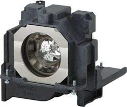 Replacement for Panasonic Pt-ex510u Lamp /& Housing Projector Tv Lamp Bulb by Technical Precision