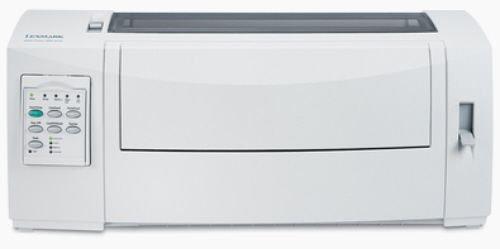 Lexmark 2580n Forms - Lexmark 11C0109 2580n+ Dot Matrix Network Forms Printer