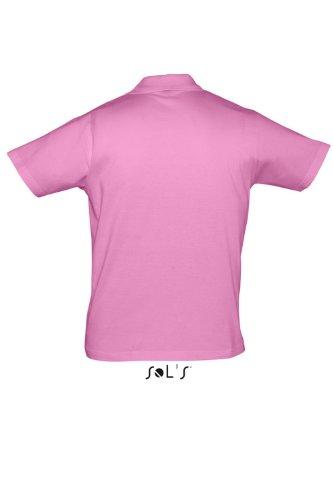 Sols - Prescott men - Herren Poloshirt , Orchid pink , L