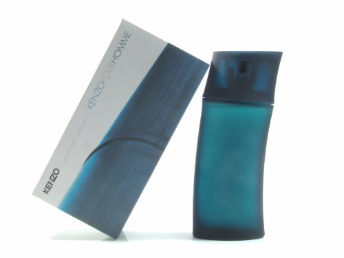 (Kenzo Pour Homme By Kenzo for Men Eau-de-toilette Spray, 1.7-Ounce)
