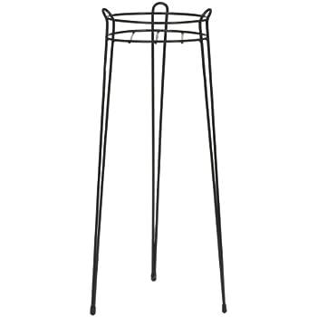 CobraCo 30-Inch Black Basic Plant Stand S1030-B
