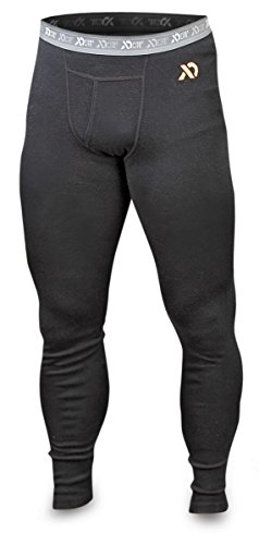 First Lite Allegheny Full Length Bottom, Black, XX-Large