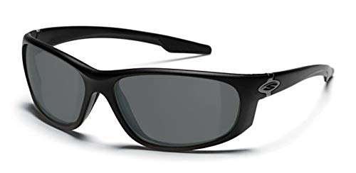Smith Optics Chamber Tactical Sunglasses with Black Frame (Gray Lens) ()
