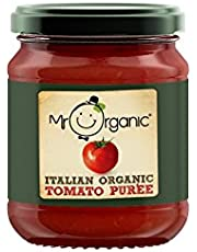 (2 Pack) - Mr Organic - Org Tomato Concentrate Jar | 200g | 2 PACK BUNDLE