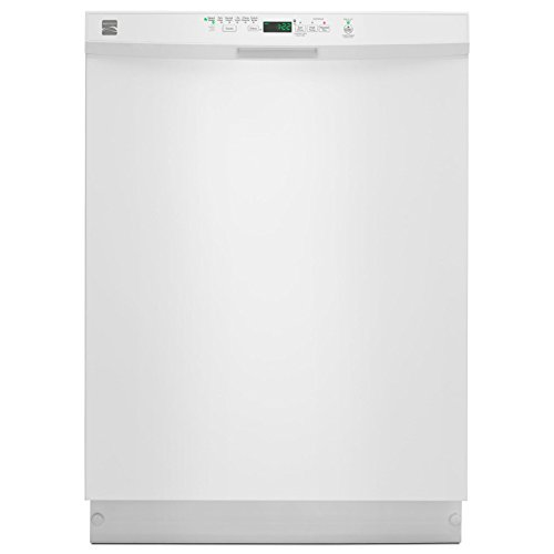 Kenmore 13543 24″ Built-in Dishwasher in Stainless Steel, includes delivery and hookup (Available in select cities)