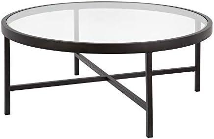 Henn Hart Coffee Table, Black