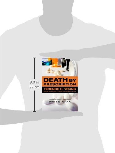 Death By Prescription Terence Young 9780889629615 Amazon Books