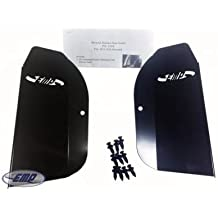 2017 Can-Am Maverick Mud Guards for the Radiator by EMP 13006