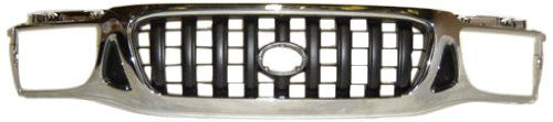 OE Replacement Toyota Tacoma Grille Assembly (Partslink Number TO1200248)
