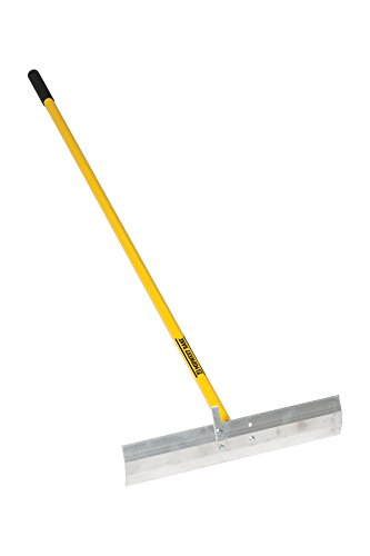 Midwest Rake S550 Professional Placer Concrete Tool with 20