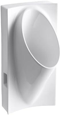 KOHLER K-4918-0 Steward Waterless Urinal, White