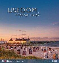 Usedom Postkartenkalender 2014