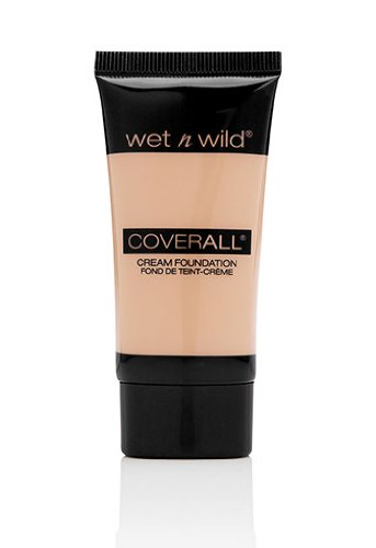 Wet n Wild CoverAll Creme Foundation - Medium (Wet Coverall N Wild)