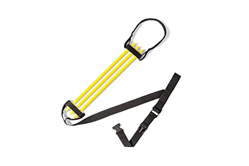 Heavy Duty Pull up/Chin Up Assist Bands – 90 lbs Weight Assist P90X Fully Adjustable Choose Your Resistance Quickly For Complete Personal Training Fitness Workout of Arms & Shoulders