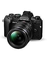 Olympus Om-D E-M5 Mark III Systeemcamera, Zwart