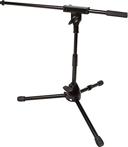 Ultimate Support Systems JSMCFB50 JamStands Low-Profile Mic Stand w//Boom