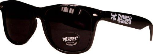 Bones Wheels Vato Rat Black Sunglasses by Bones Wheels & Bearings