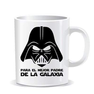 Taza Regalo para el Día del Padre - Para el Mejor Padre de La Galaxia - Darth Vader