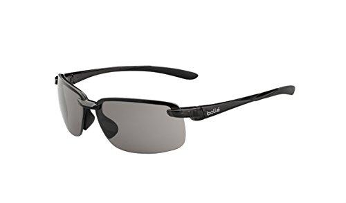 New Unisex Sunglasses Bolle Flyair Polarized 12258  ブラック B01M29MH17
