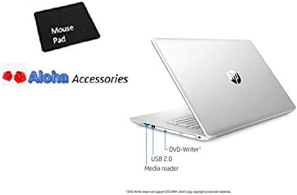 """HP 2020 Pavilion 17.3"""" FHD IPS Backlit Gaming Laptop Computer, 10th Gen Intel Core i5-10210u,16GB RAM, 1TB HDD, Intel UHD Graphics, Win10 with Aloha Bundle WeeklyReviewer"""
