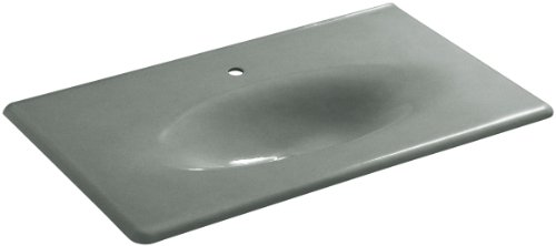 Hole Faucet Drilling (KOHLER K-3051-1-FT Iron/Impressions 37
