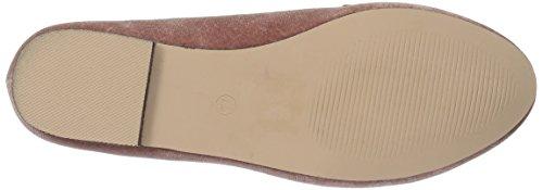 Callisto Women's Alley Boat Shoe Blush Velvet bUvxnL