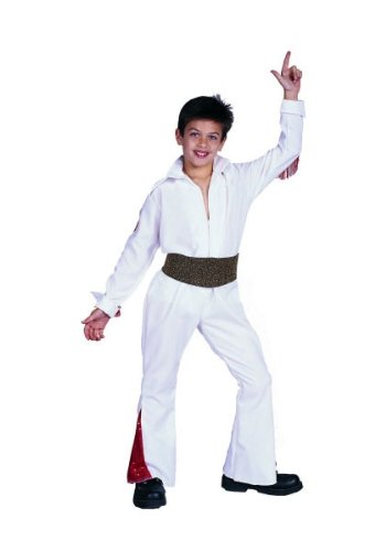 Child Large 12-14 for 8-10 Yrs. - RG Costumes Rock Star Costume ()