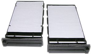 Hastings Filters AFC1241 Cabin Air Filter Element, (Set of 2) rm-HAS-AFC1241