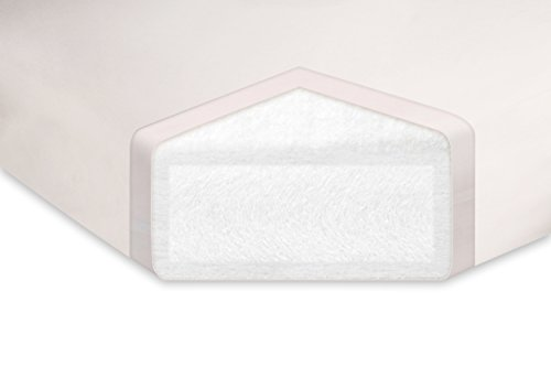 31cV8H6EdoL - Babyletto Pure Core Non-Toxic Crib Mattress With Dry Waterproof Cover, Greenguard Gold Certified