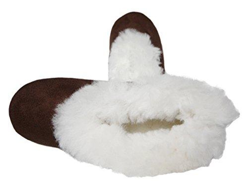 Alpaca Fur Slippers t999T