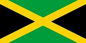 magFlags Bandera XL+ Jamaica | bandera paisaje | 2.4qm | 120x200cm