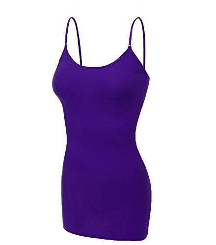 Purple Cami - 1