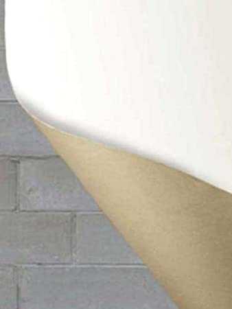 Patton Wallcoverings Inc Lpp 2 Prepasted Wall Liner White Wall
