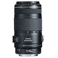 Canon Ef 70-300mm F4-5.6 Is Usm Lens For Canon Eos Slr Cameras