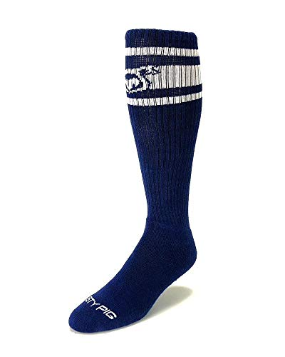 Nasty Pig Hook'd Up Sport Socks 2.0 - Navy