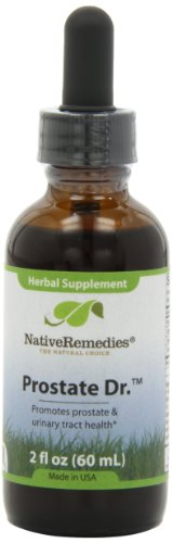 Native Remedies Prostate Dr. for Prostate Health (60ml)