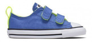 Converse , Baskets mode pour garçon bleu bleu