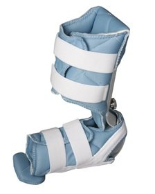 Alimed Adjustable Telescoping Podus Boot With Synthetic Liner Pediatric