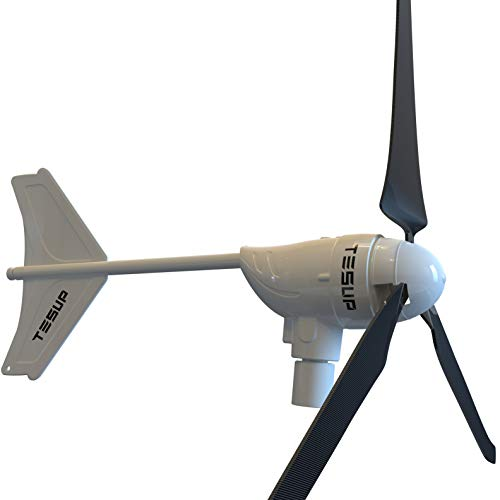 TESUP Master940 Wind Turbine Kit - Made in Europe (12 V) // M940-12 + M940CC + M940MP