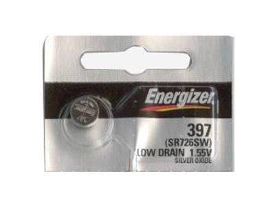 Energizer 397/396 Watch Battery ()