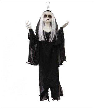 [Uniton - Horrific Hanging Doll --24 in -- (Halloween Decoration)] (Spirit Halloween Return Policy)