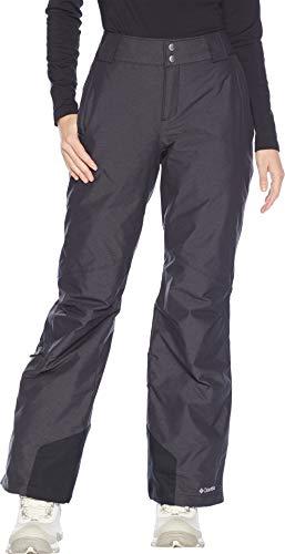 (Columbia Women's Bugaboo Oh Pants, Black/Black, Large x Regular)