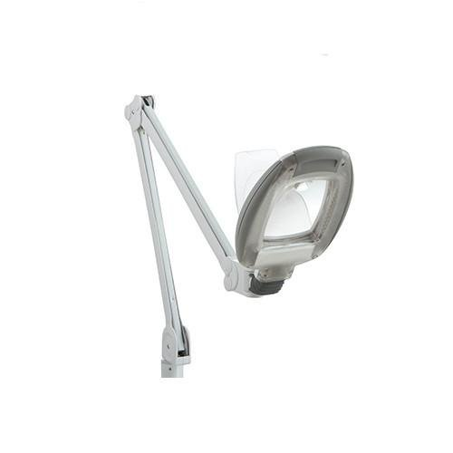 LED Magnifying Lamp and Stand - 3 diopter 6 inch diameter lens by SilverFox (Image #1)