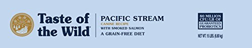 Large Product Image of Taste of the Wild Grain Free Premium Dry Dog Food Pacific Stream Adult - Salmon