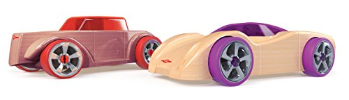 - Automoblox Mini SC1 Chaos and HR5 Scorch 2-Pack Cars