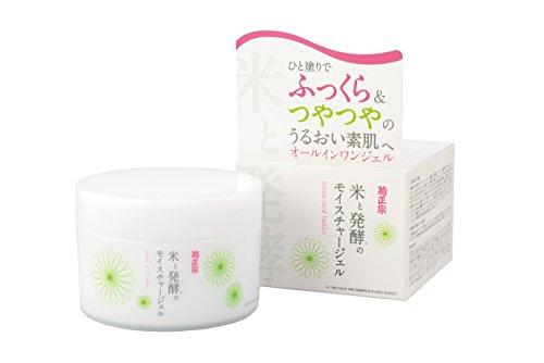 Japan Health and Beauty - Moisture Gel 150g of Kikumasamune rice and fermentationAF27
