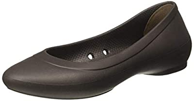 Crocs Women's Lina Ballet Flat